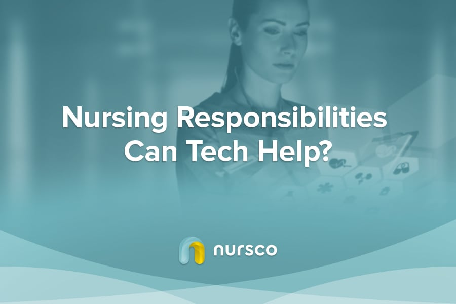 nursing responsibilities